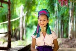Visit Karen Village of long neck tribes - Highlights of Thailand tour