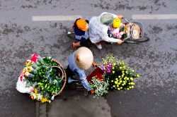 Observe Hanoians' local life as part of the Essential Vietnam tour