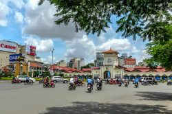 Saigon Hochiminh city Ben Thanh market