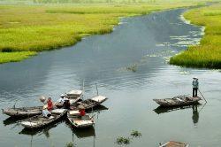 Ninh Binh boat tour