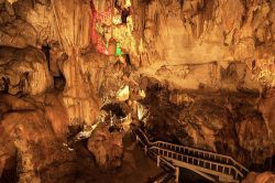 Pak Ou Caves in Luang Prabang - Laos family adventure with Hanoi Voyages