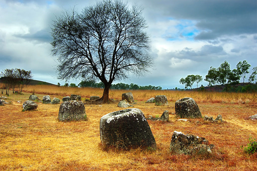 Plain of Jars - Places to visit in Laos