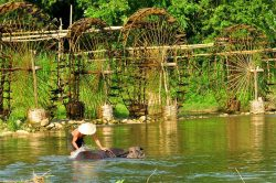 Explore local life in Pu Luong - Vietnam active family tour