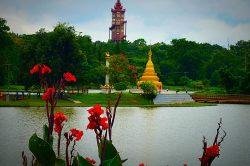 Pyin Oo Lwin garden