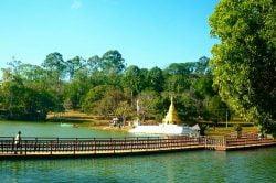 Pyin Oo Lwin lake
