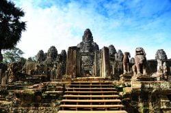 Siem Reap ruins Banteay Samre