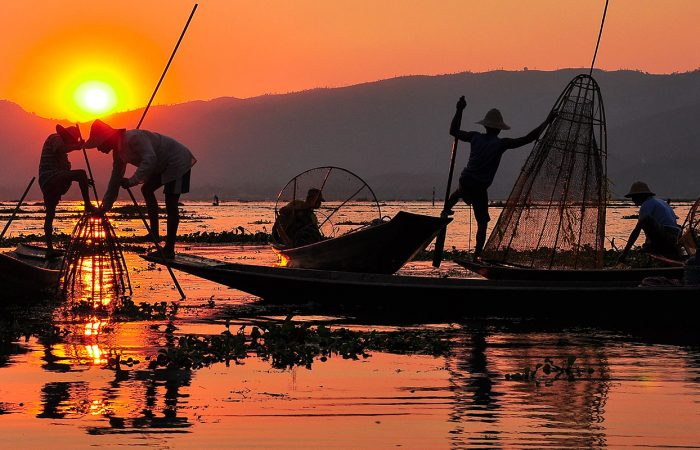 Myanmar holiday from Yangon to Inle