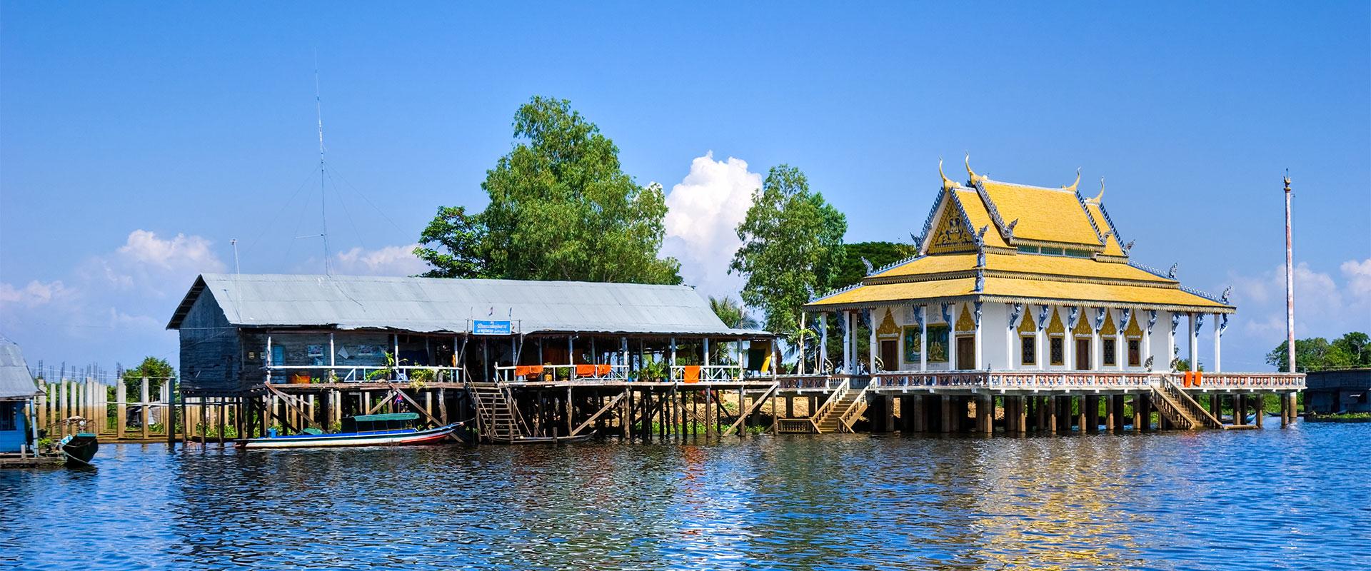 Du delta du Mekong aux Angkor 14 jours