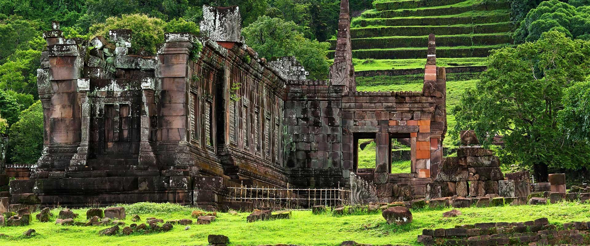 Laos tours with Hanoi Voyages within 7 days