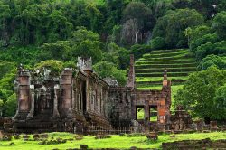 Wat Phou - Places to visit in Laos