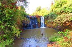 Ratanakiri Waterfall Cambodia