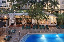 Vietnam Hanoi Hotel Metropole