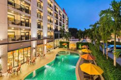 Hua Hin resort Thailand
