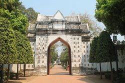 King Narai Palace in Thailand