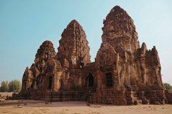 Lopburi ruins in Thailand