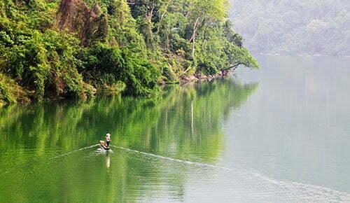 Ba Be Lake - Ba Be National Park