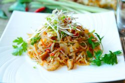 Base of Thai cuisine is a dish called Pad Thai - Highlights of Thailand tour