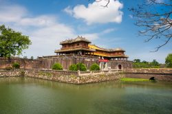 Citadel in Hue the UNESCO protected city - UNESCO wonders Vietnam - Vietnam Nature Tour with Hanoi Voyages