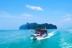 Phuket speedboat tour Thailand