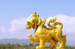 Wat Phra That Lampang Luang Thailand