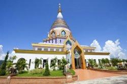 Wat Thaton Temple in Thailand