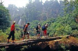 Kan Hla Kone trekking in Myanmar