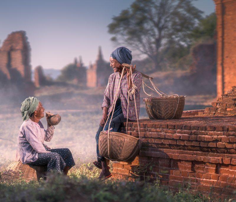 Photography - Myanmar holiday