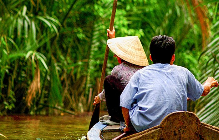 Vietnam holiday packages boat trip