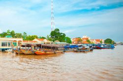 My Tho Mekong Delta Floating Village