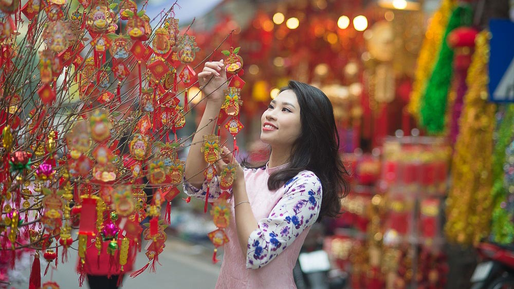 Lunar New Year Tet Holiday