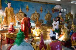 Kyaiktiyo Pagoda (one of the three most sacred sites of Burma) - Myanmar tour of splendours