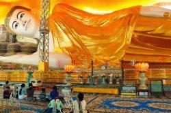 Shwe Tha Lyaung (Bago) - Myanmar tour of splendours