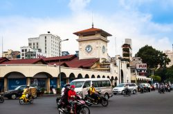 Ben Thanh Market (Saigon) - Essential Vietnam tour