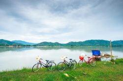 Biking in Bavi