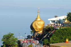 Visit the Golden Rock - Myanmar tour of splendours