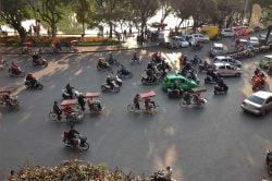 Hanoi street - Essential Vietnam tour