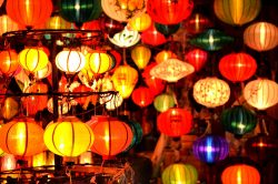 Latterns in Hoi An - Essential Vietnam tour