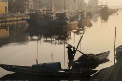 Historic port of Hoi An - Essential Vietnam tour