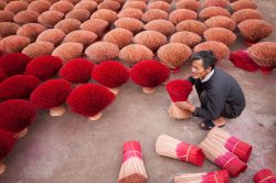 Visit an incense-making village in Hue - Essential Vietnam tour