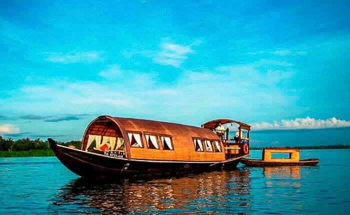 boat cruise mekong river