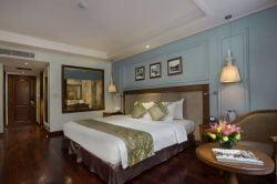 Hanoi Pearl Deluxe room