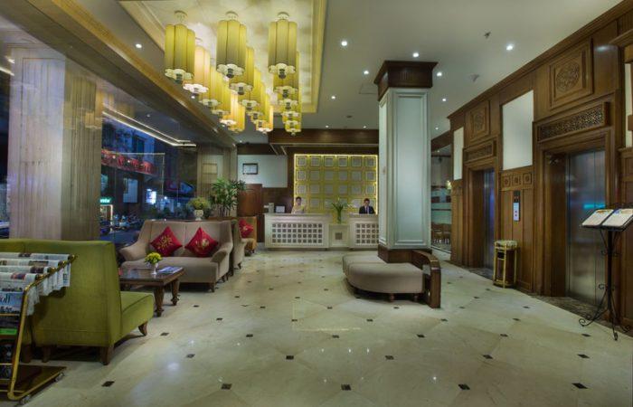 Hanoi Pearl Lobby