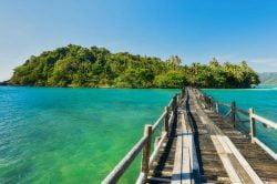 Explore the peaceful Koh Laoya island (Koh Chang)