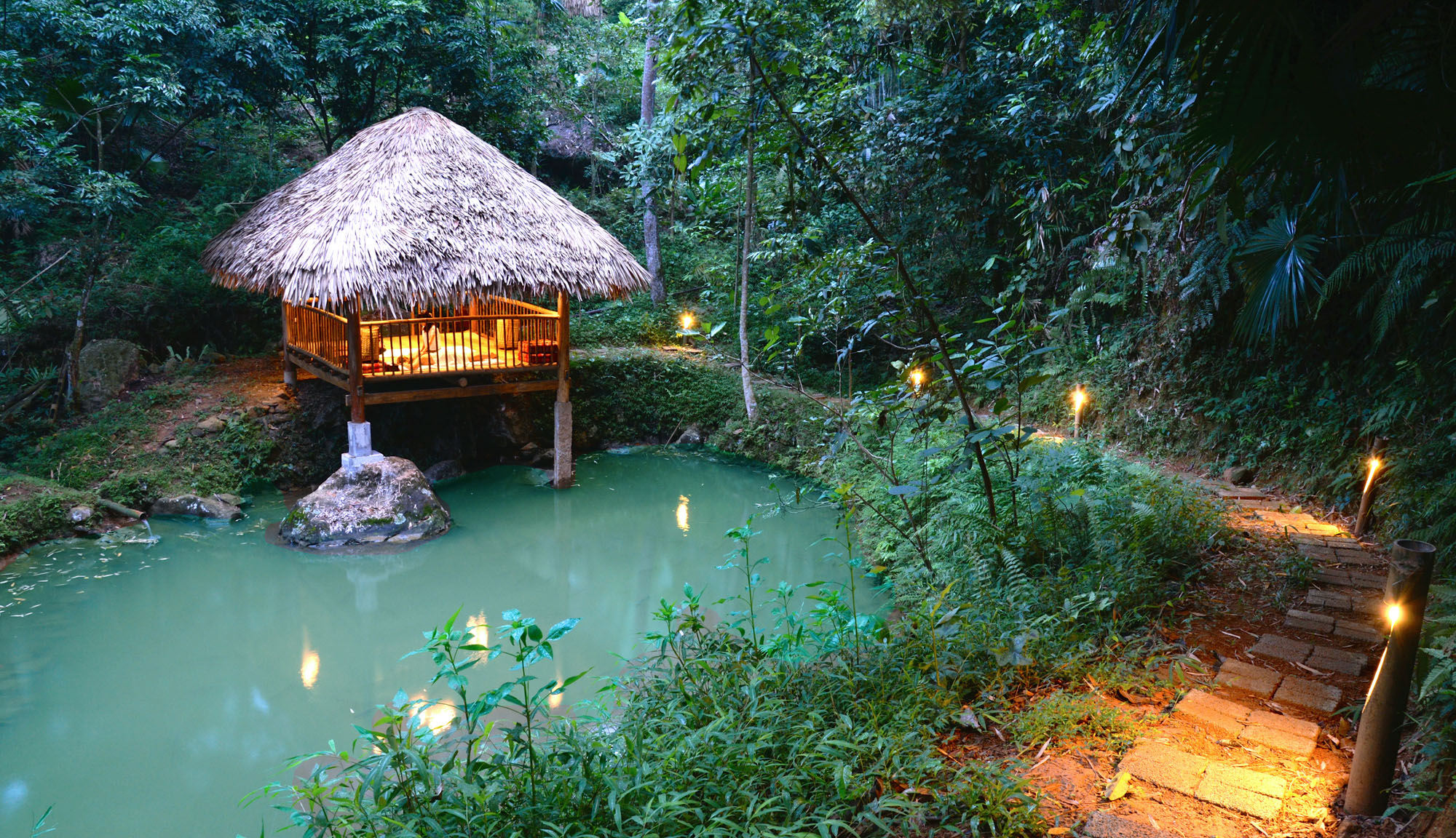 Pu Luong Retreat spa