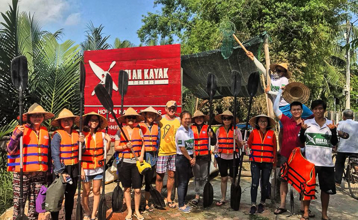 tours by locals river clean up