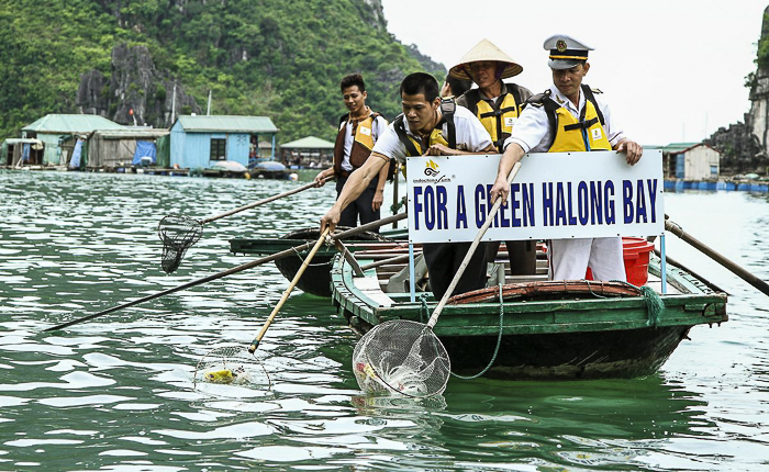 tours by locals green halong bay