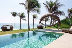 Fusion Resort Phu Quoc Villa pools