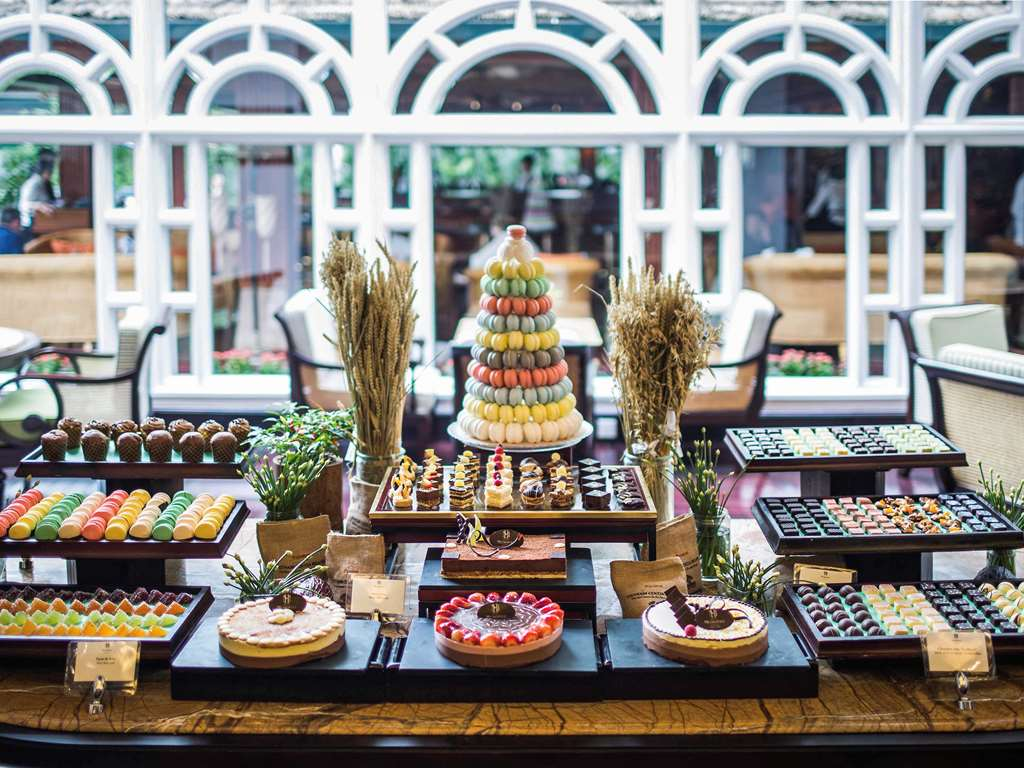 Sofitel Metropole Hanoi Desserts and Chocolate