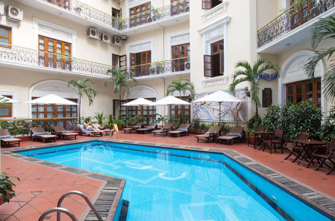 Majestic Saigon Pool