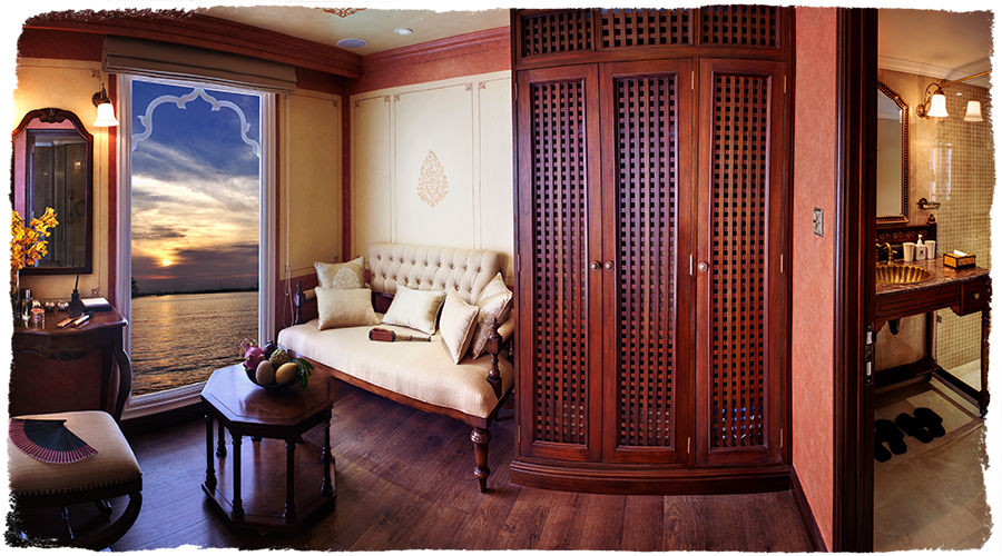Deluxe Stateroom Mekong